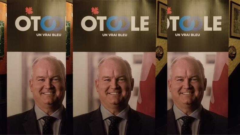 Inicia carrera por el Partido Conservador de Canadá