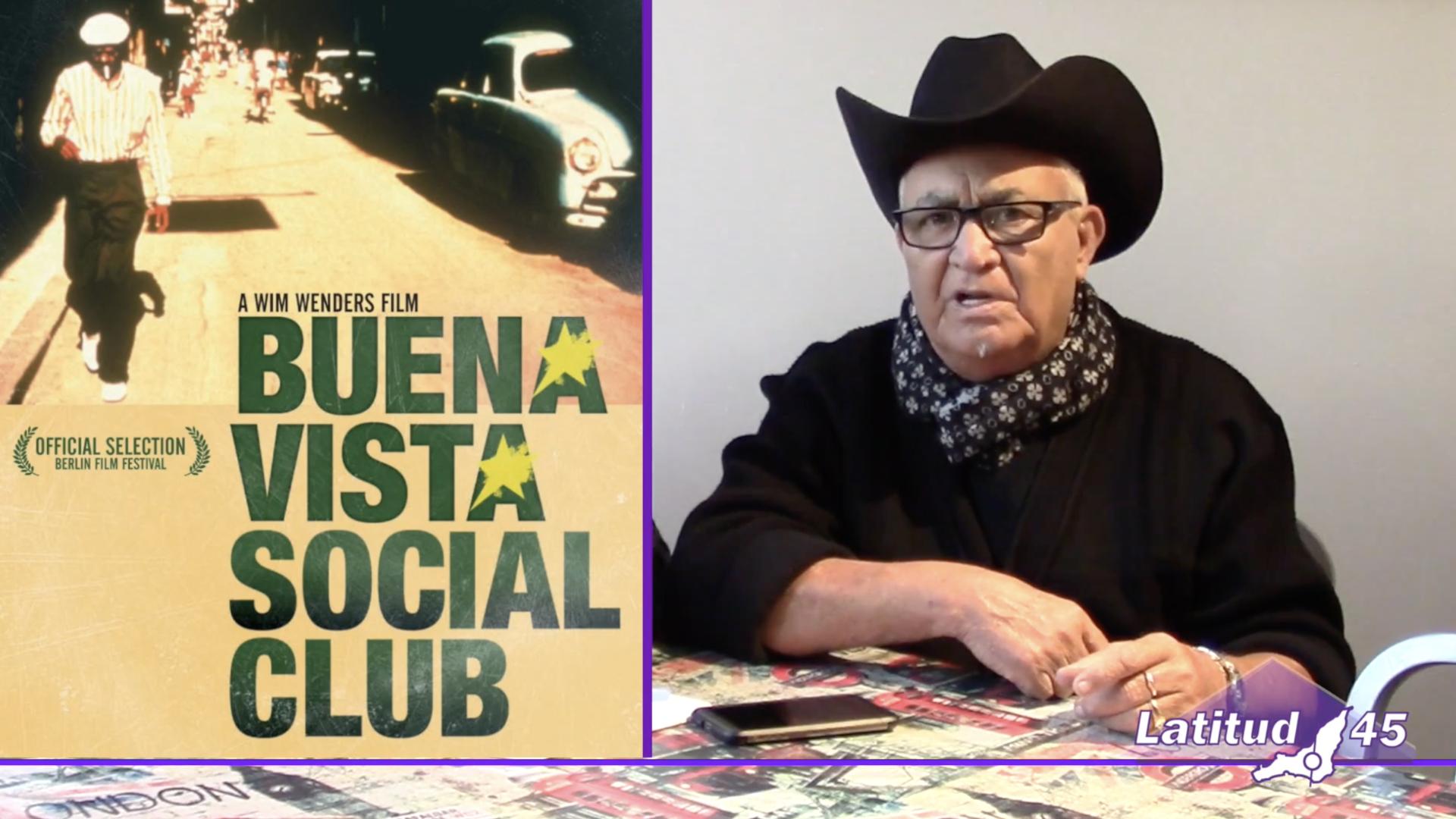 Eliades Ochoa, una vida hecha canción