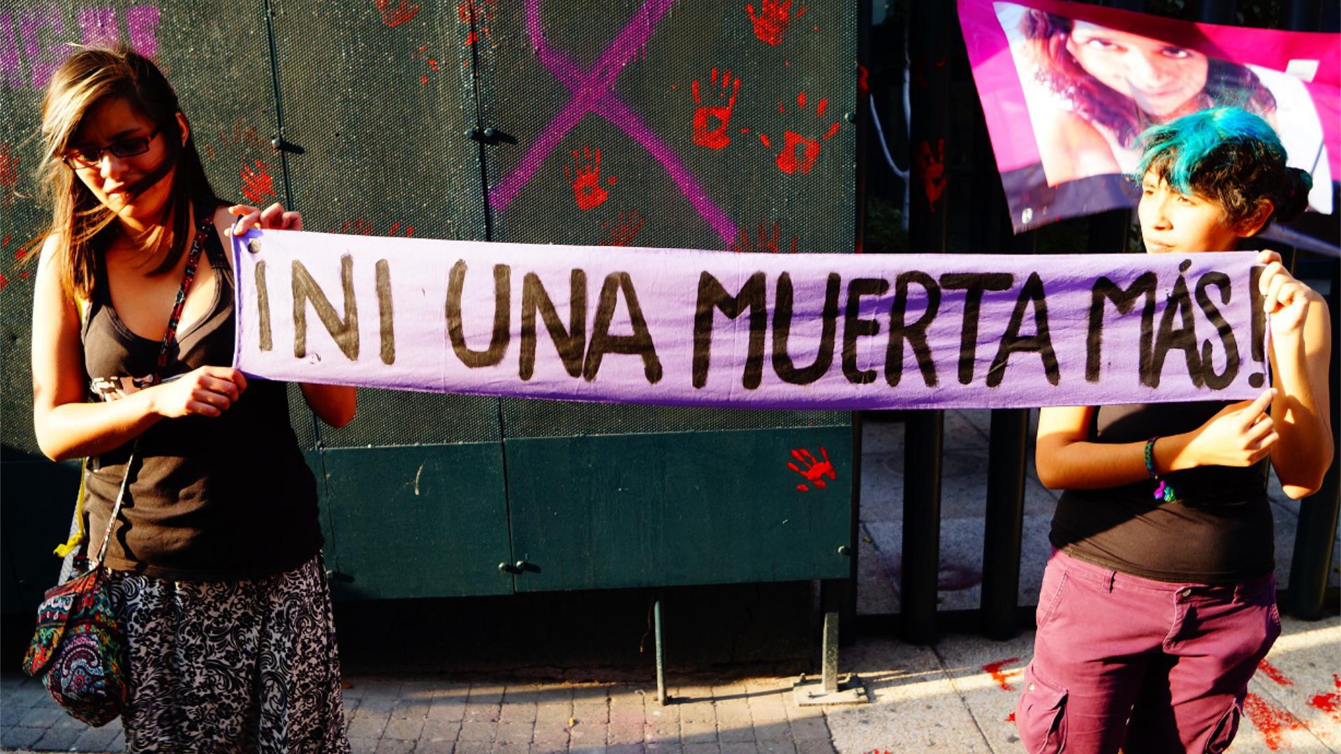 Elevan alerta de feminicidios en México