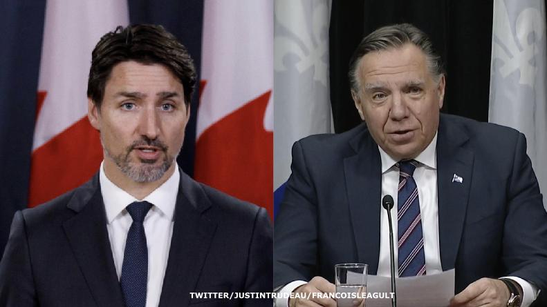 Coronavirus en Canadá: Trudeau en aislamiento; Quebec en estado de urgencia
