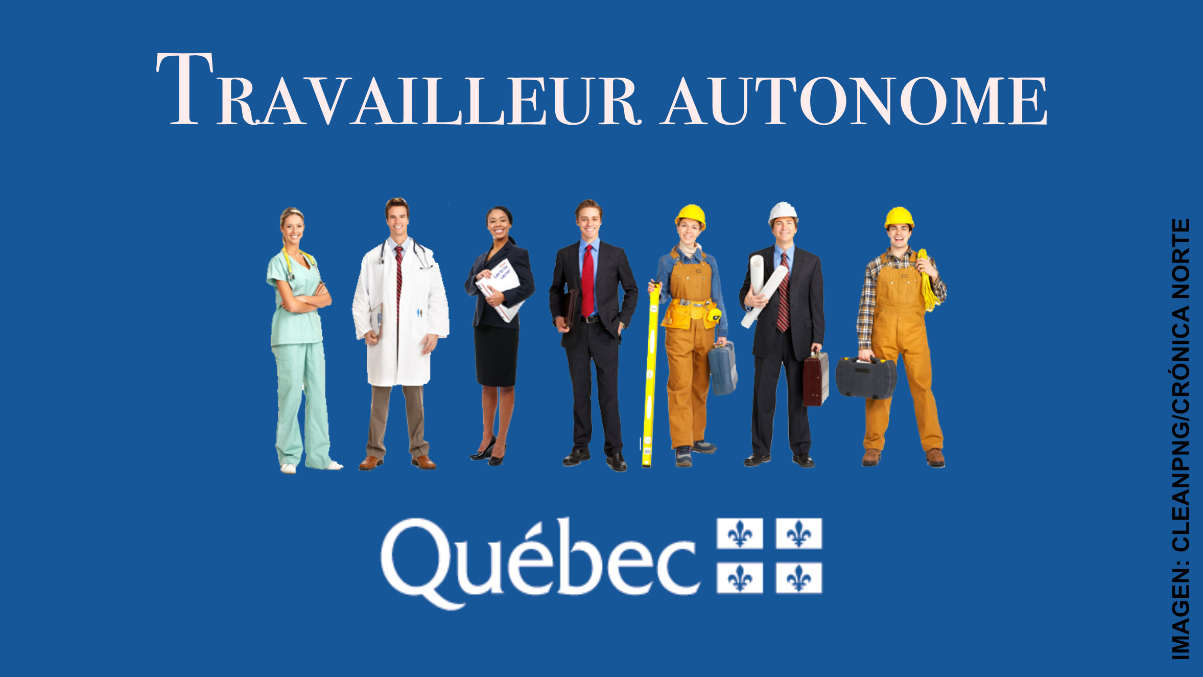Trabajadores autónomos también recibirán ayuda federal, adelanta Francois Leagault