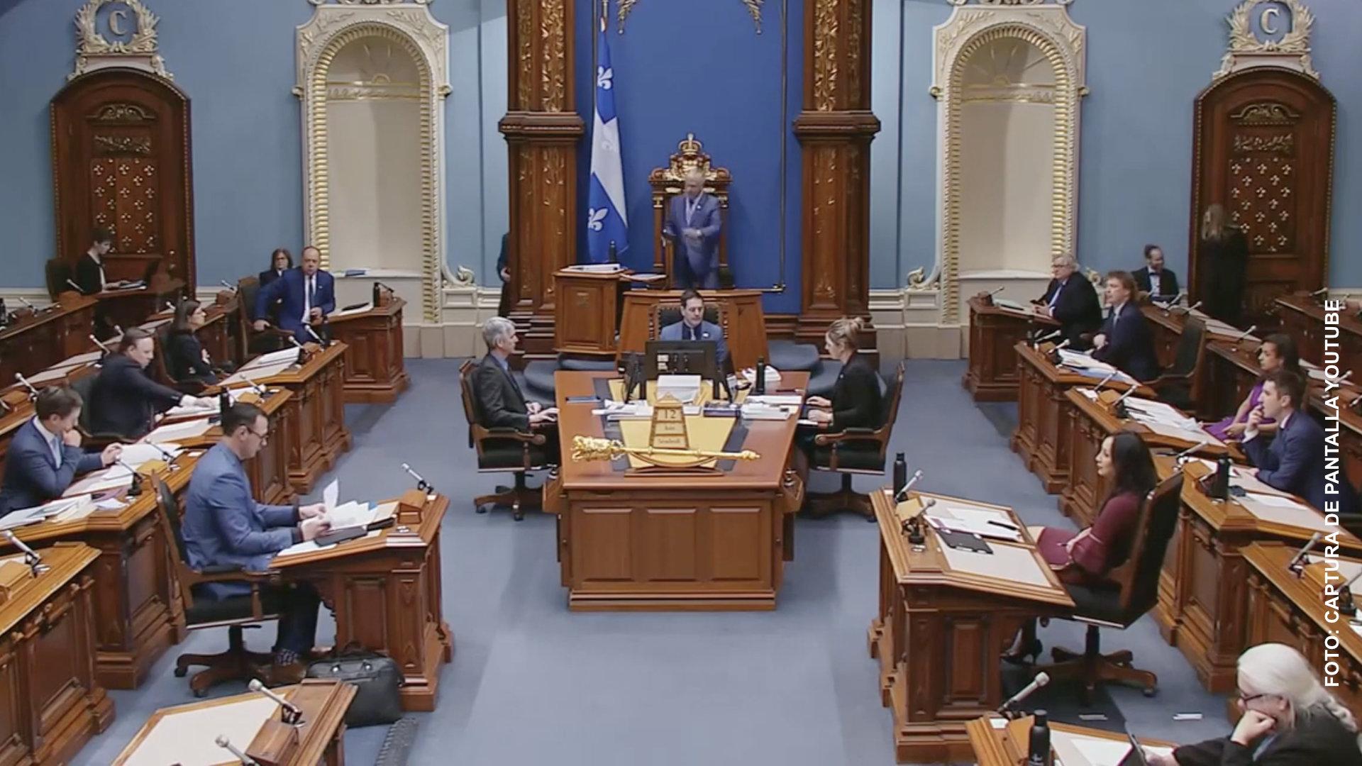 Frenan, por el momento, el proyecto de ley 61 en Quebec