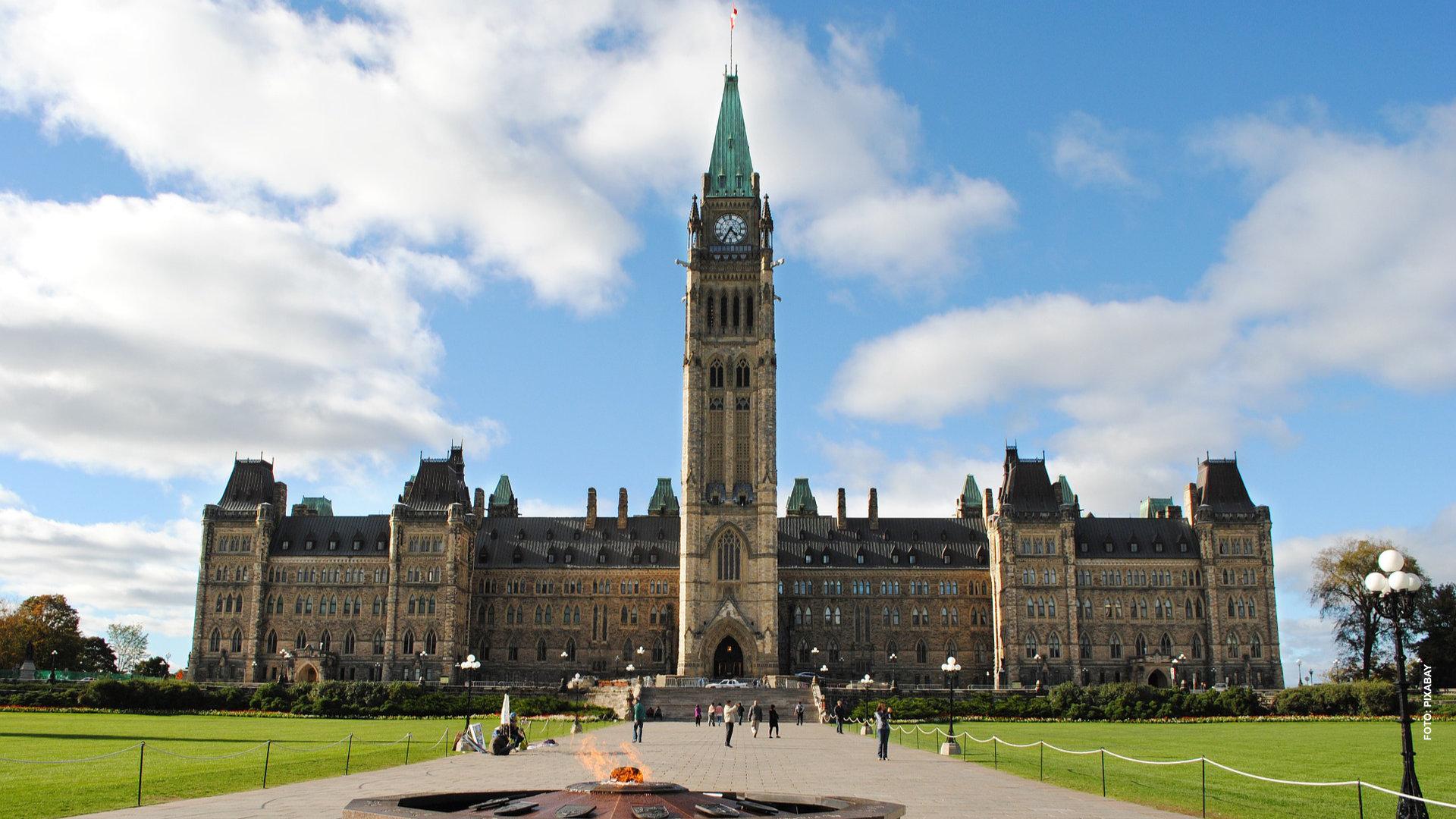 Neodemócratas salvan a gobierno de Trudeau