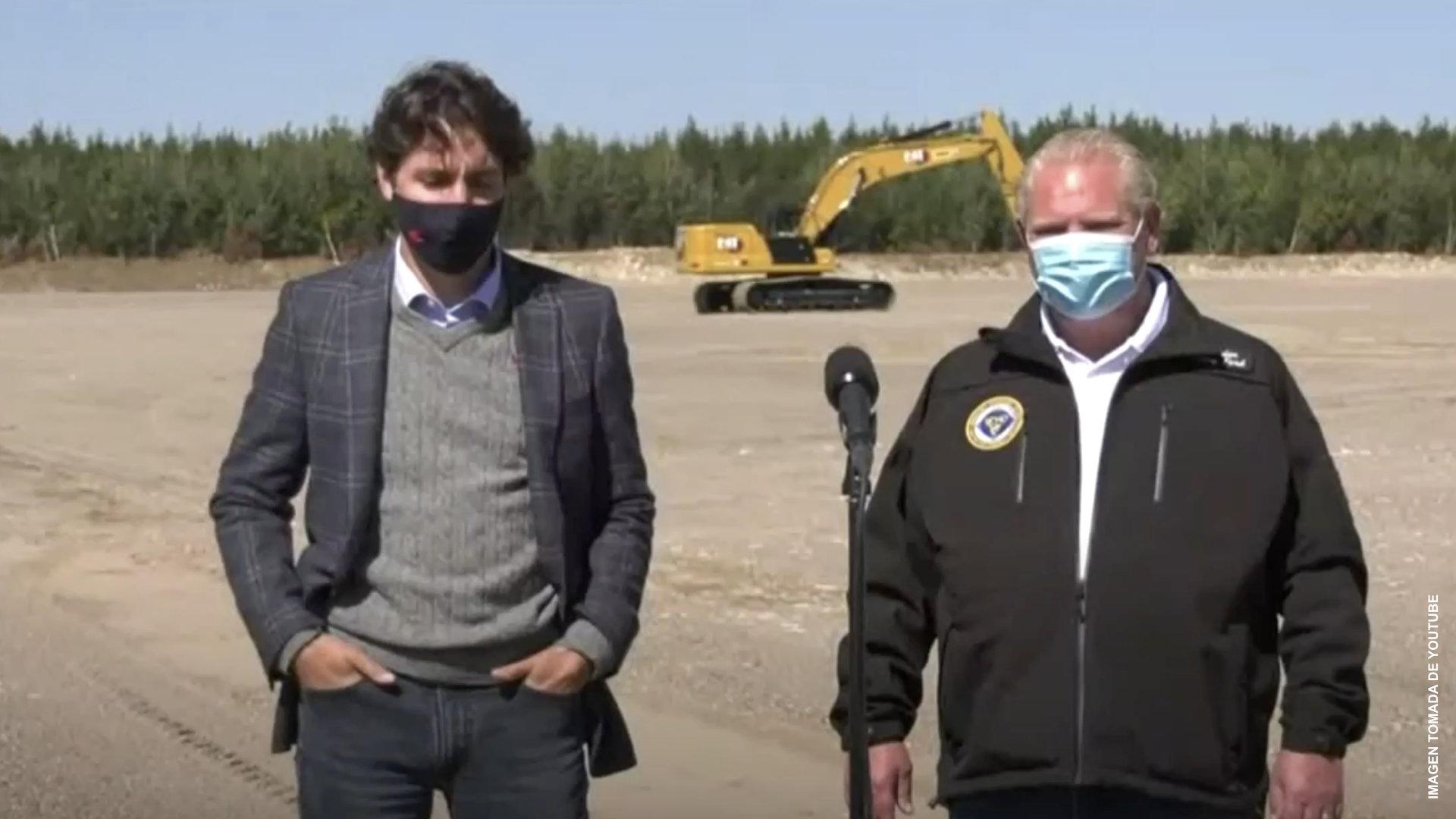 En breve, ayuda a provincias, promete Trudeau