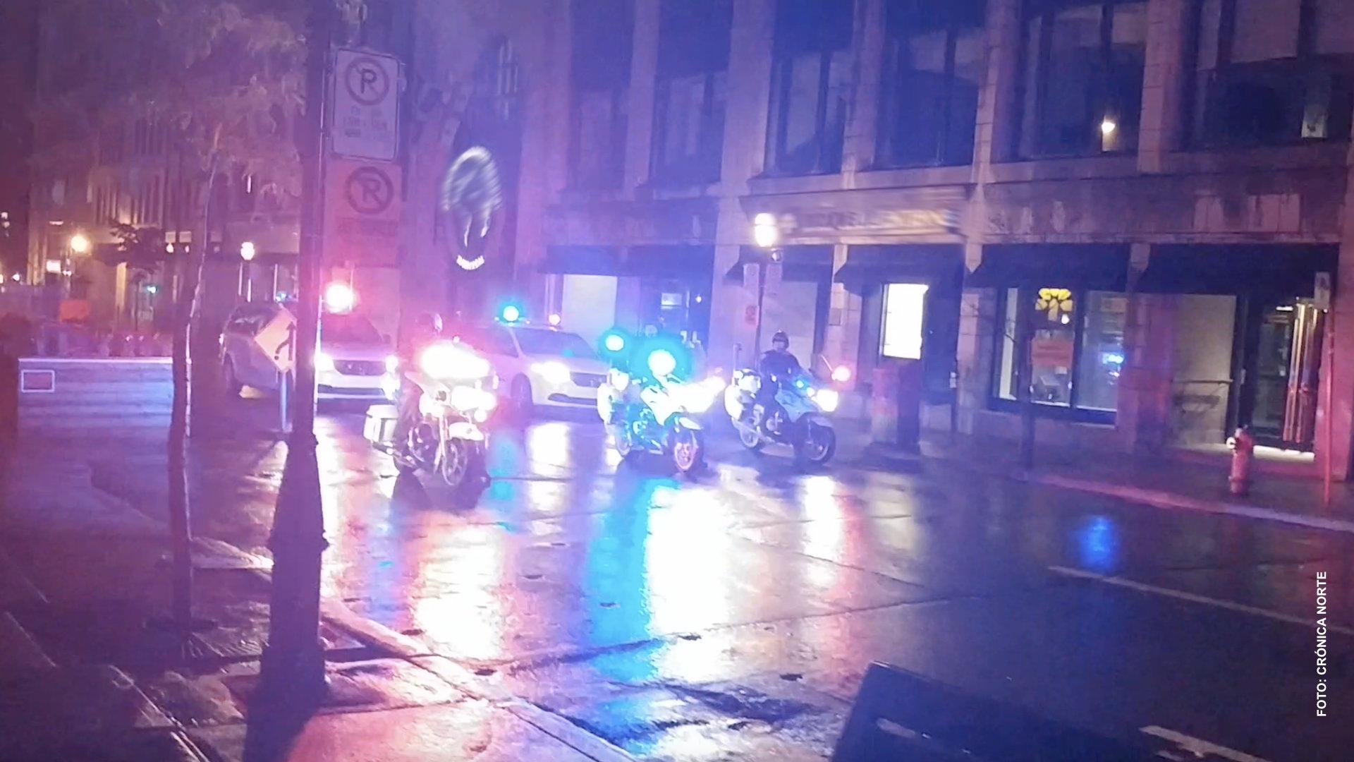 Cinco heridos en balacera en Viejo Puerto