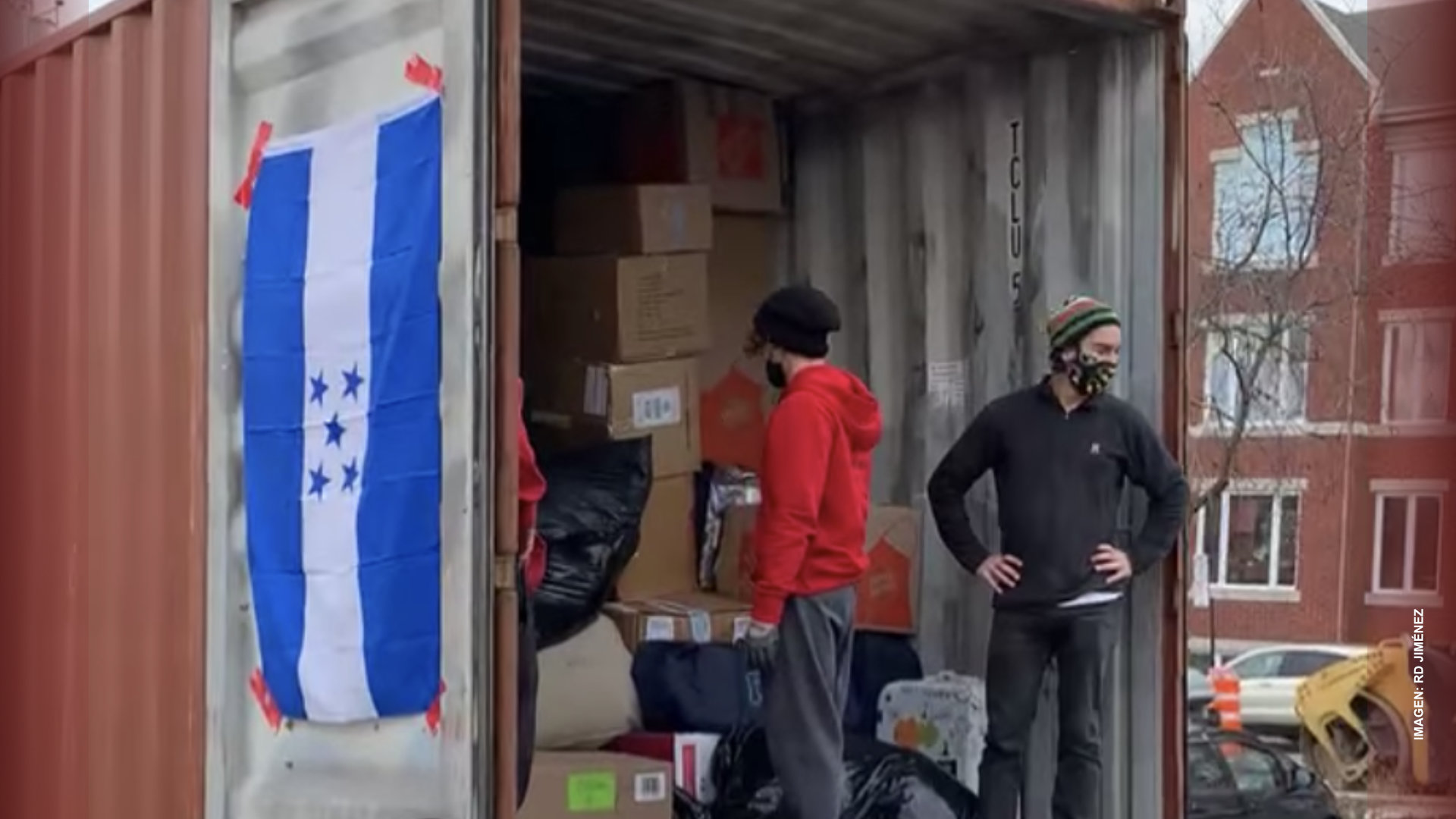 Latinos de Montreal envían ayuda humanitaria a Centroamérica