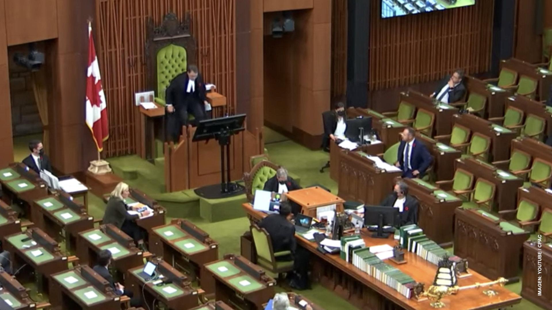 Oposición pide investigar nominación de jueces en Canadá