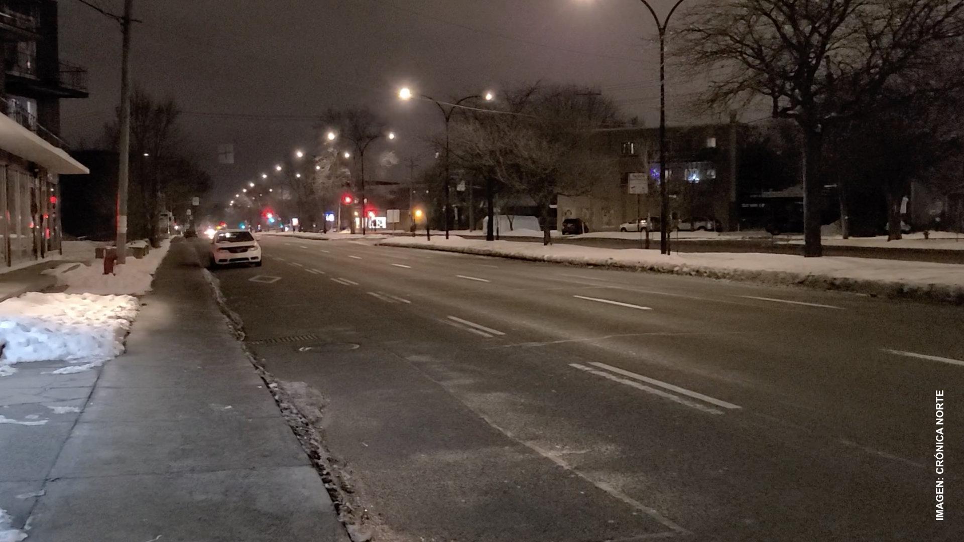 Quebec podría prolongar el toque de queda