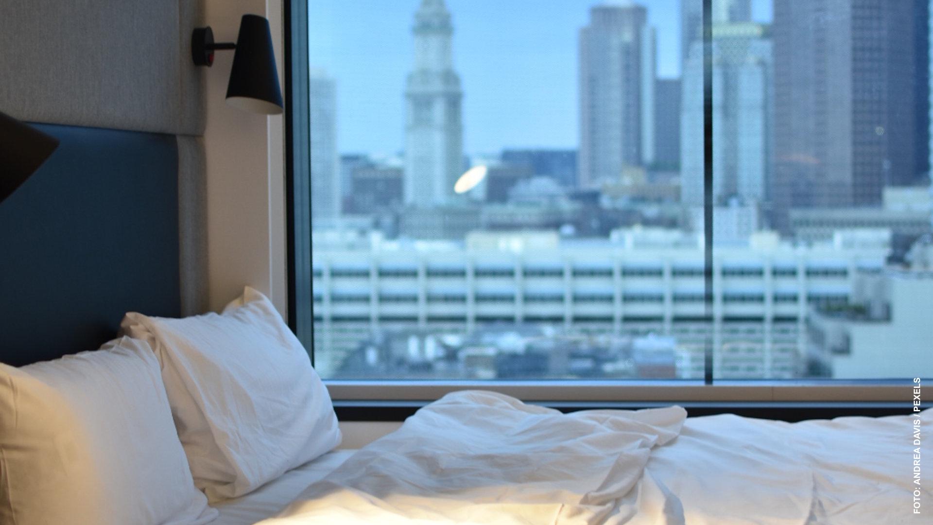 Aislamiento en hotel a partir del 22 de febrero