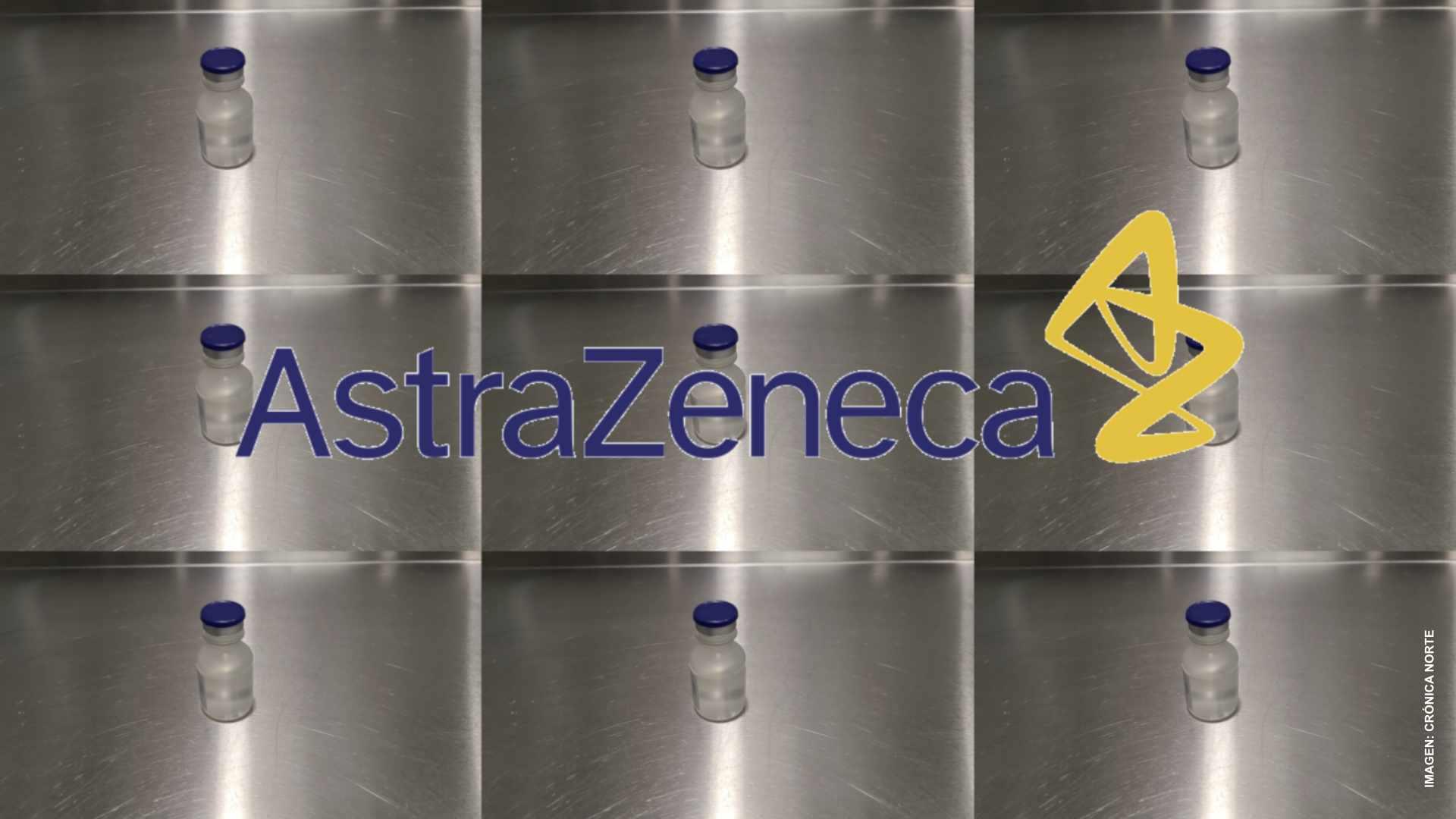 Suspenden vacuna de AstraZeneca en menores de 55 años