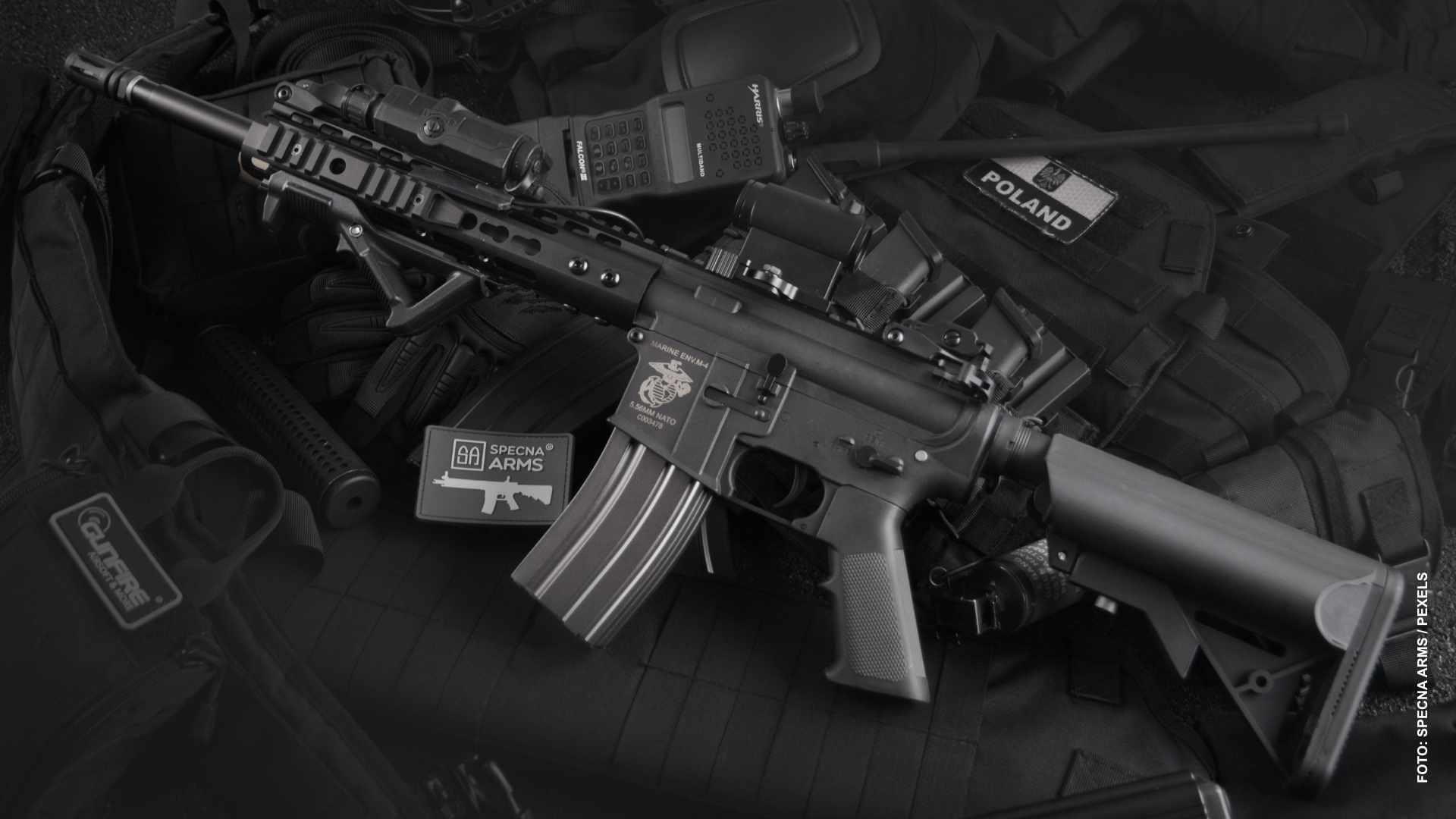 Trudeau no modificará proyecto sobre uso de armas