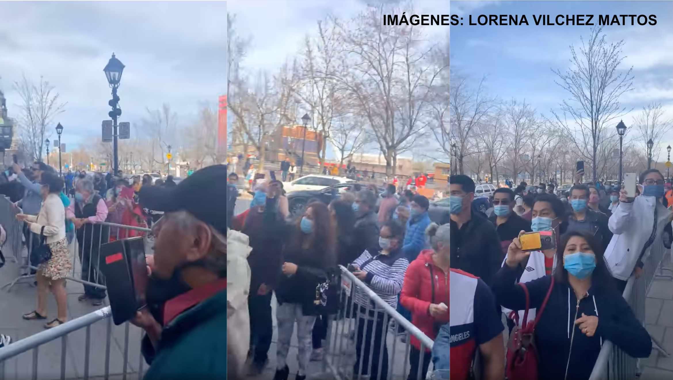 Caos en votación de comunidad peruana en Montreal