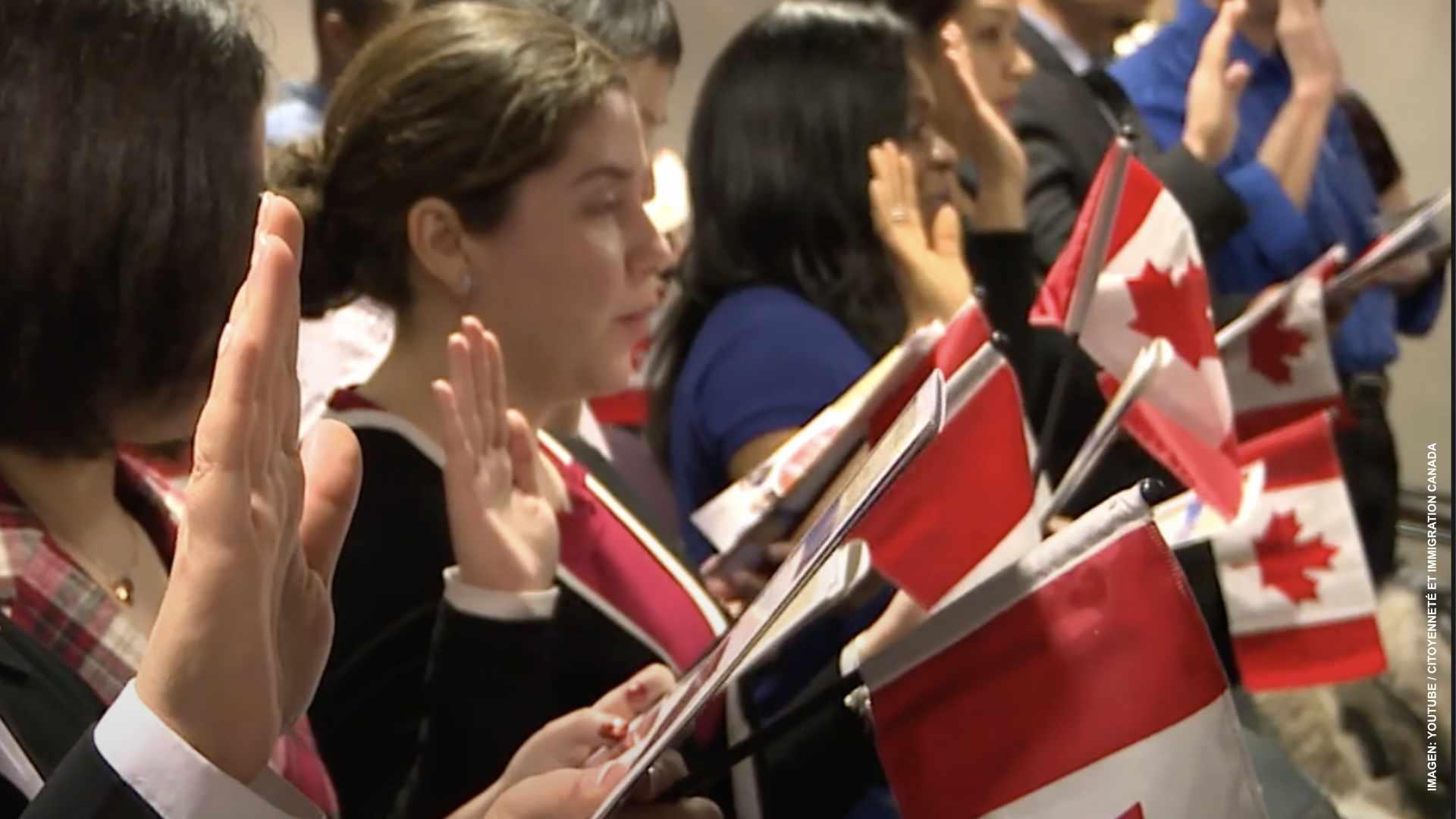 Canadá anuncia residencia para 90,000 inmigrantes