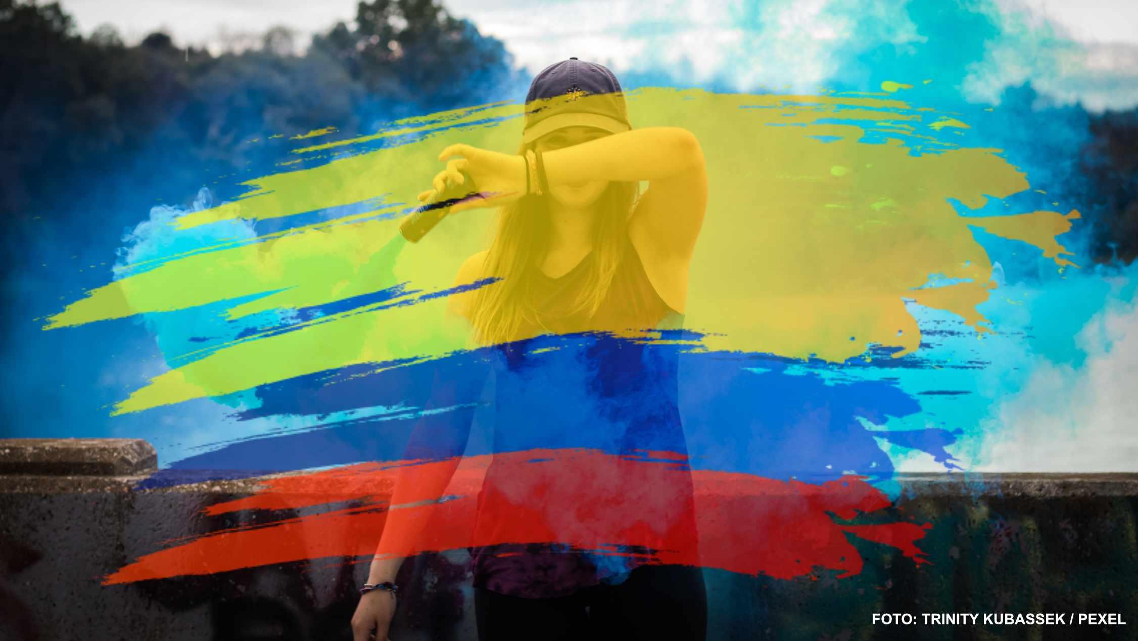 Semana de caos en Colombia; hay más de 300 desaparecidos