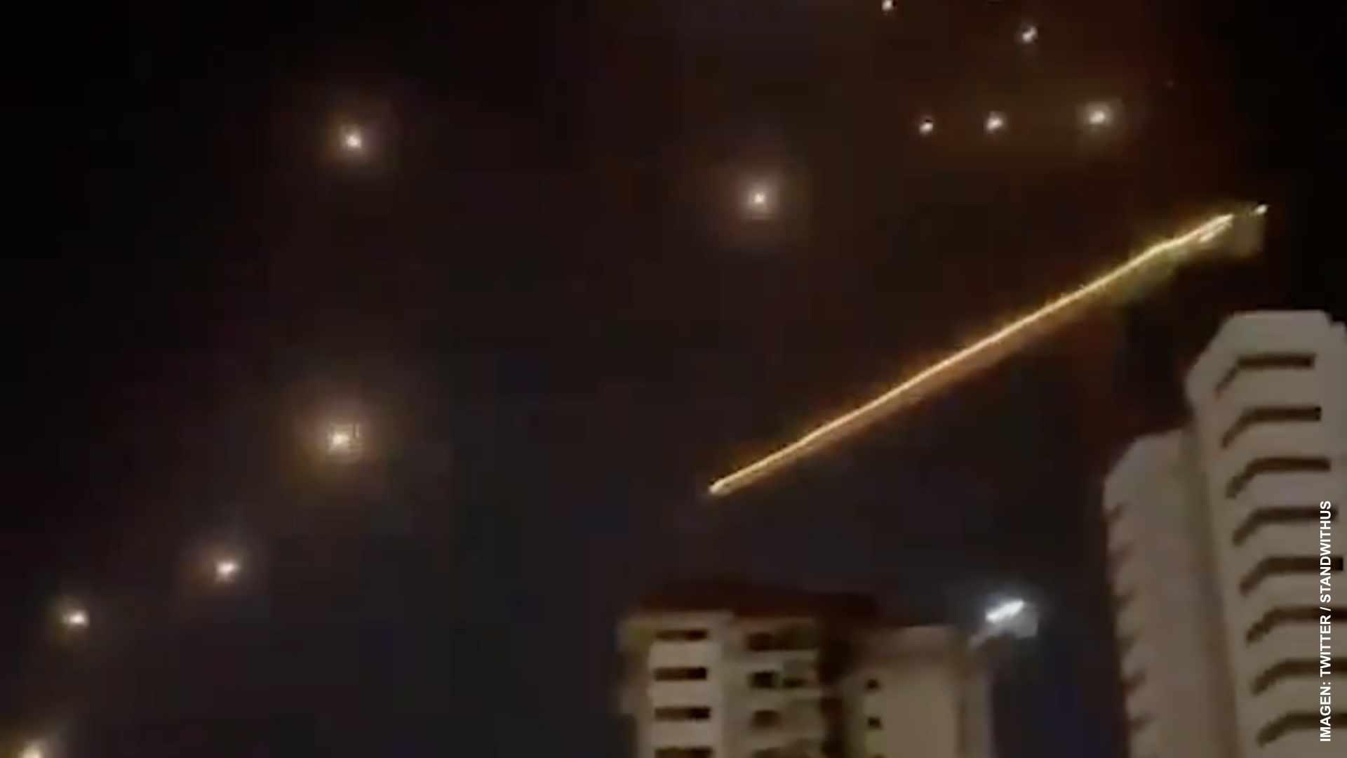 Sigue escalada de violencia en Gaza e Israel