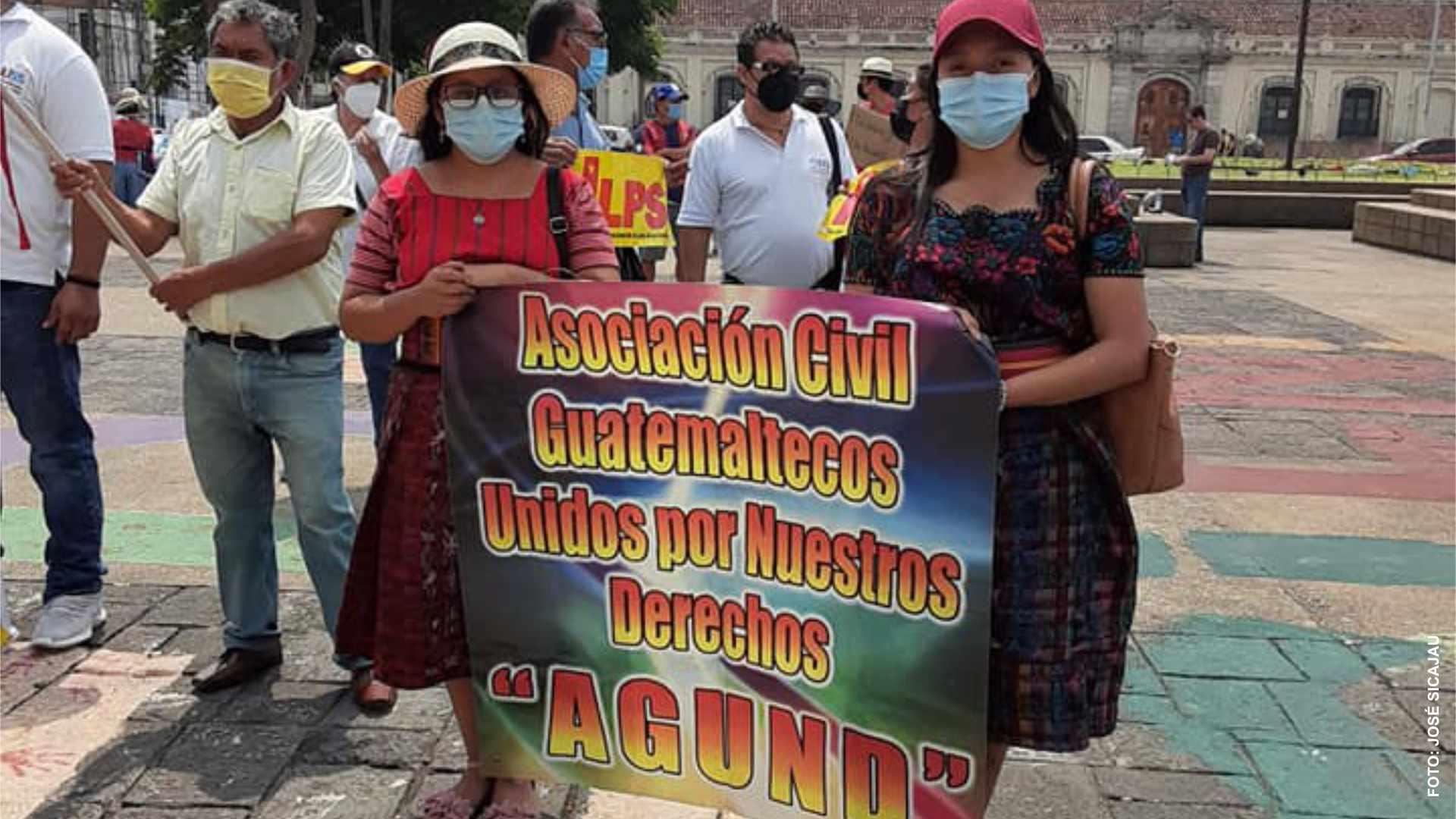Trabajadores guatemaltecos, en resistencia pese a pandemia