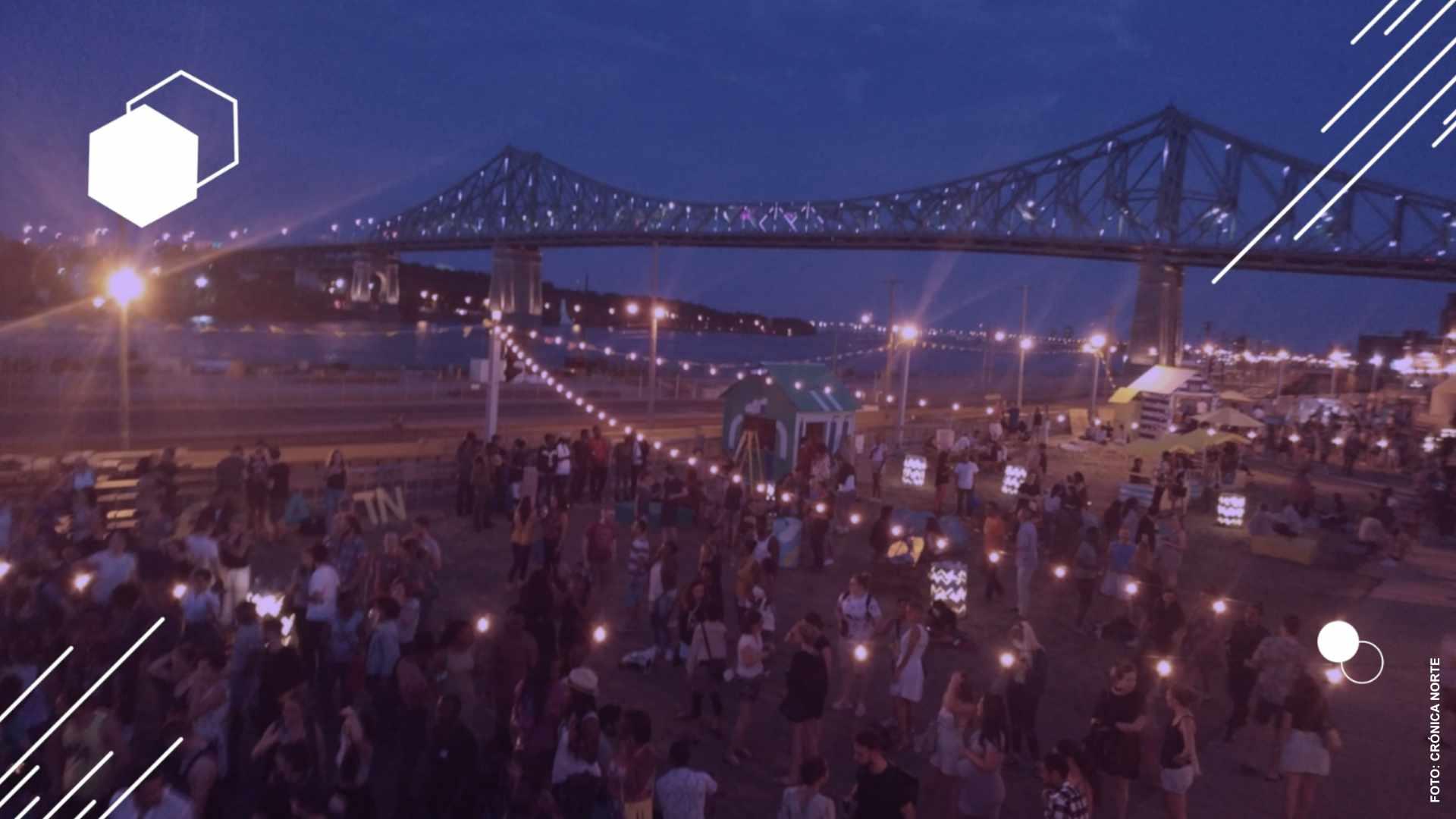 Celebran en Montreal el fin del toque de queda