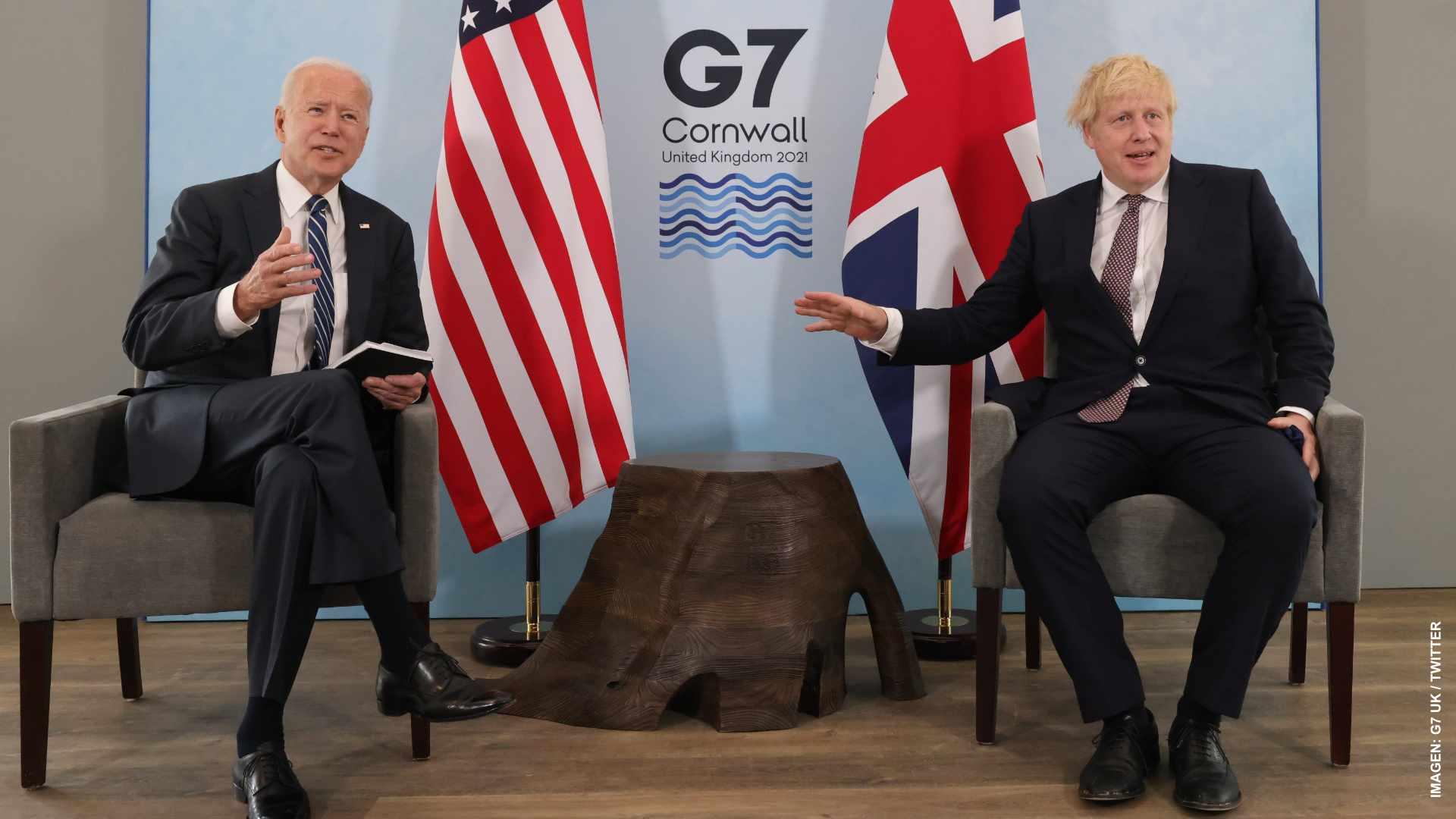 G7 pide investigar orígenes de coronavirus en China