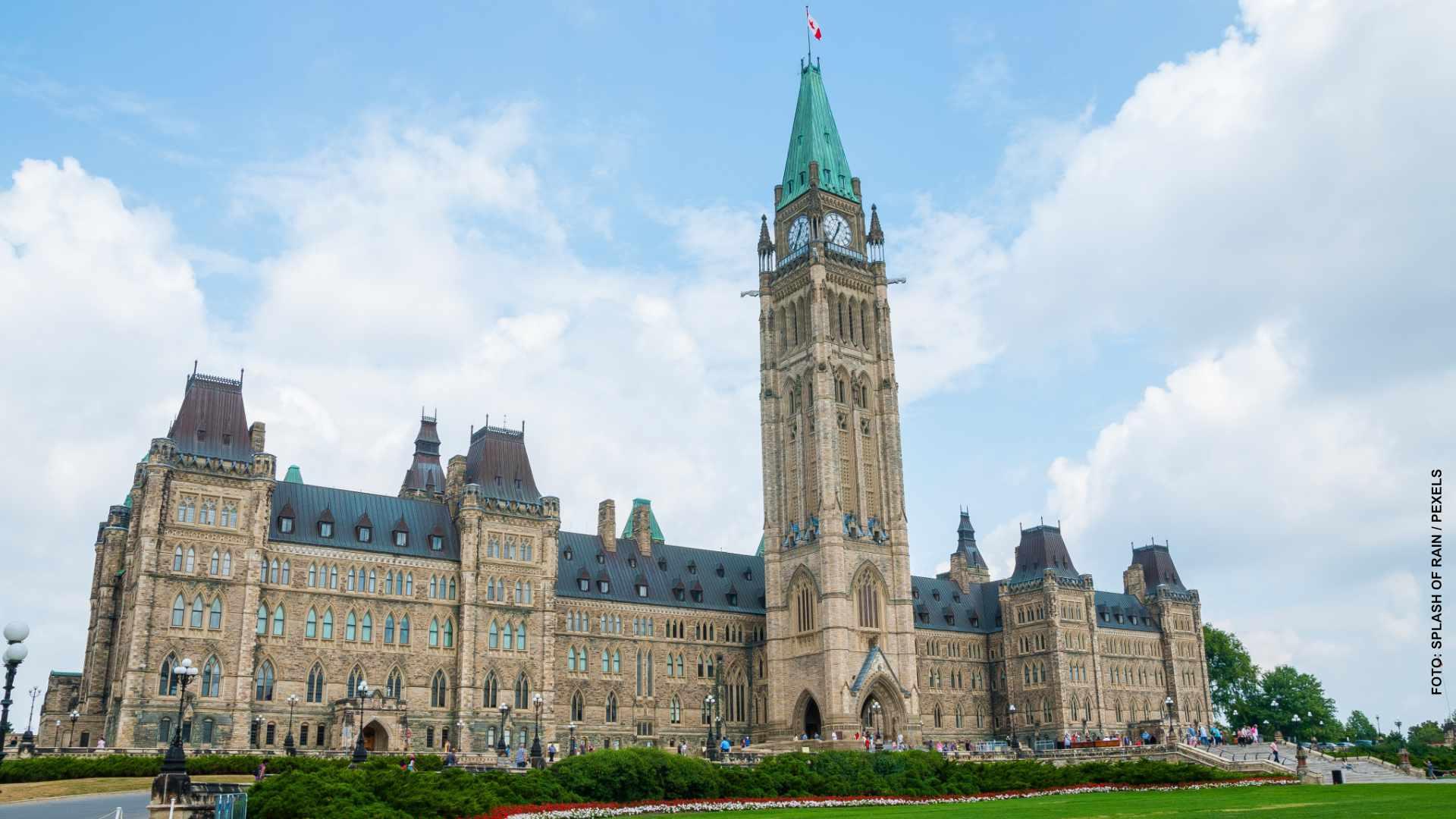 Grupos de presión acechan a funcionarios canadienses