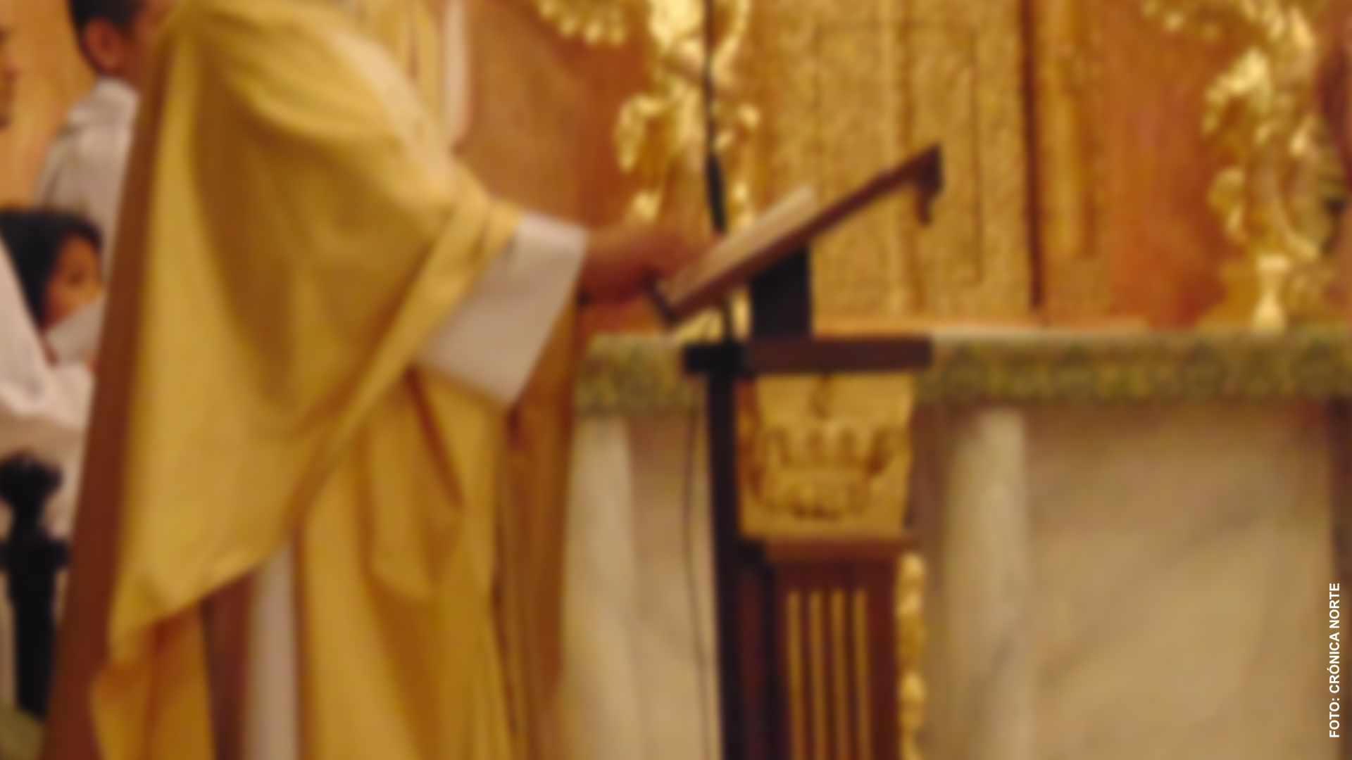 Arzobispos piden perdón por víctimas de internados