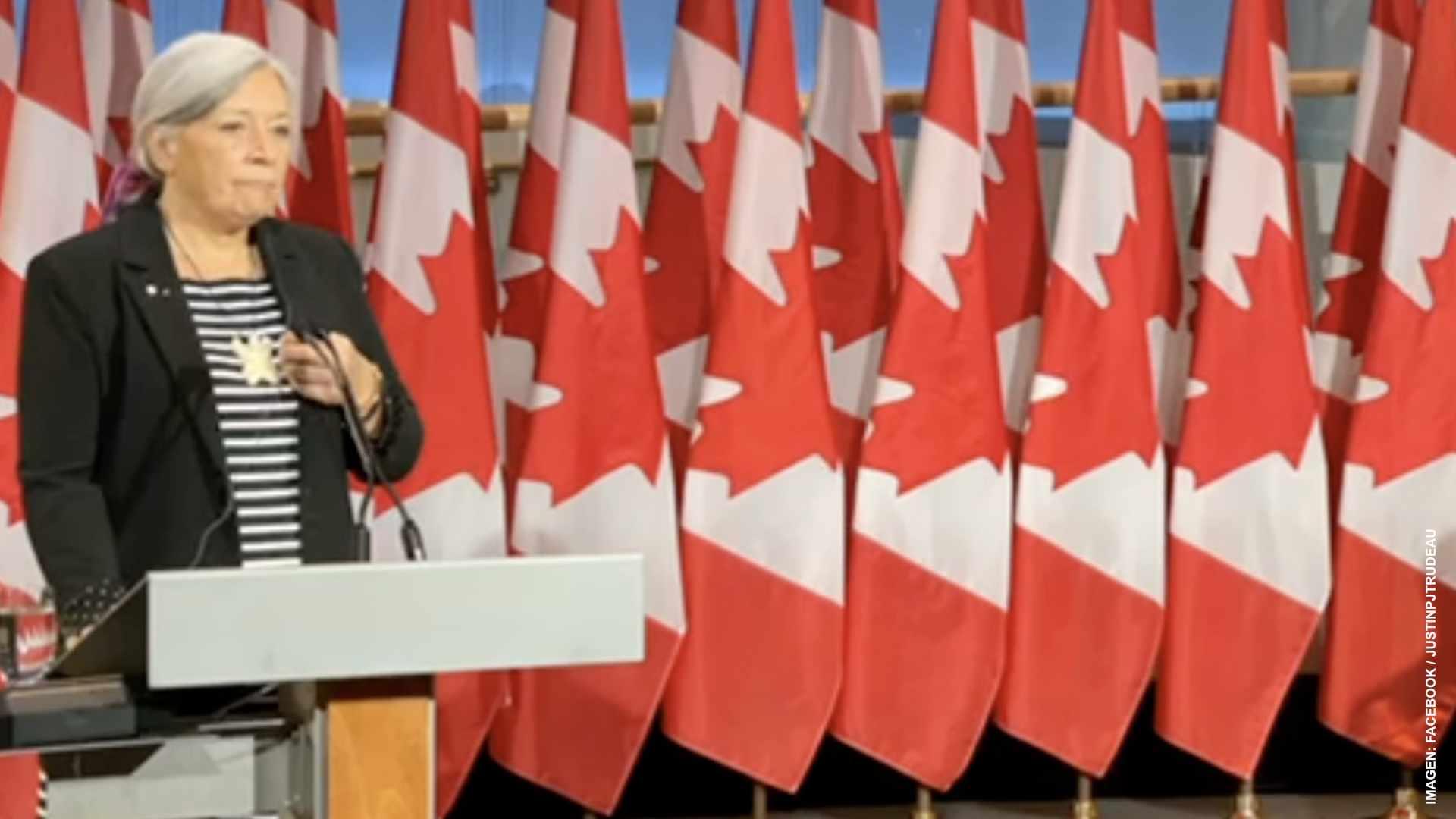 Dirigente indígena, nueva gobernadora general de Canadá