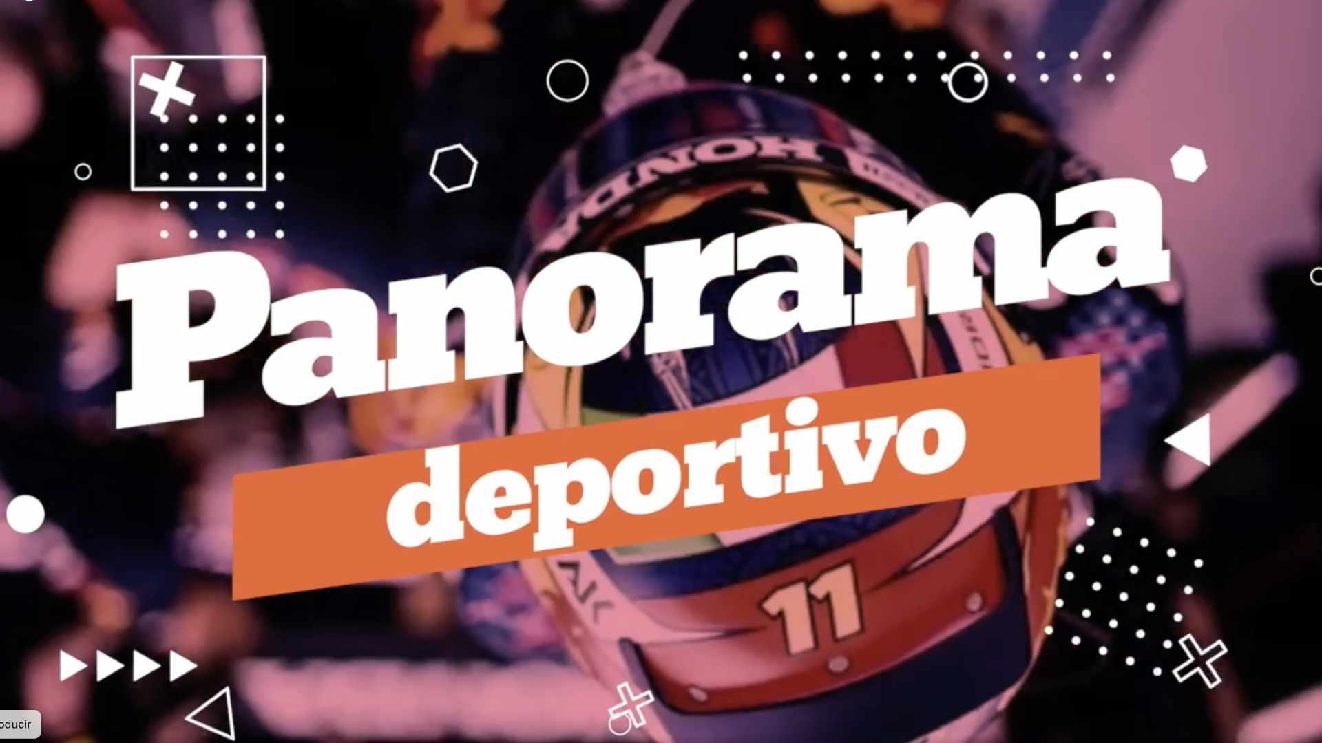Panorama Deportivo (18 de julio de 2021)