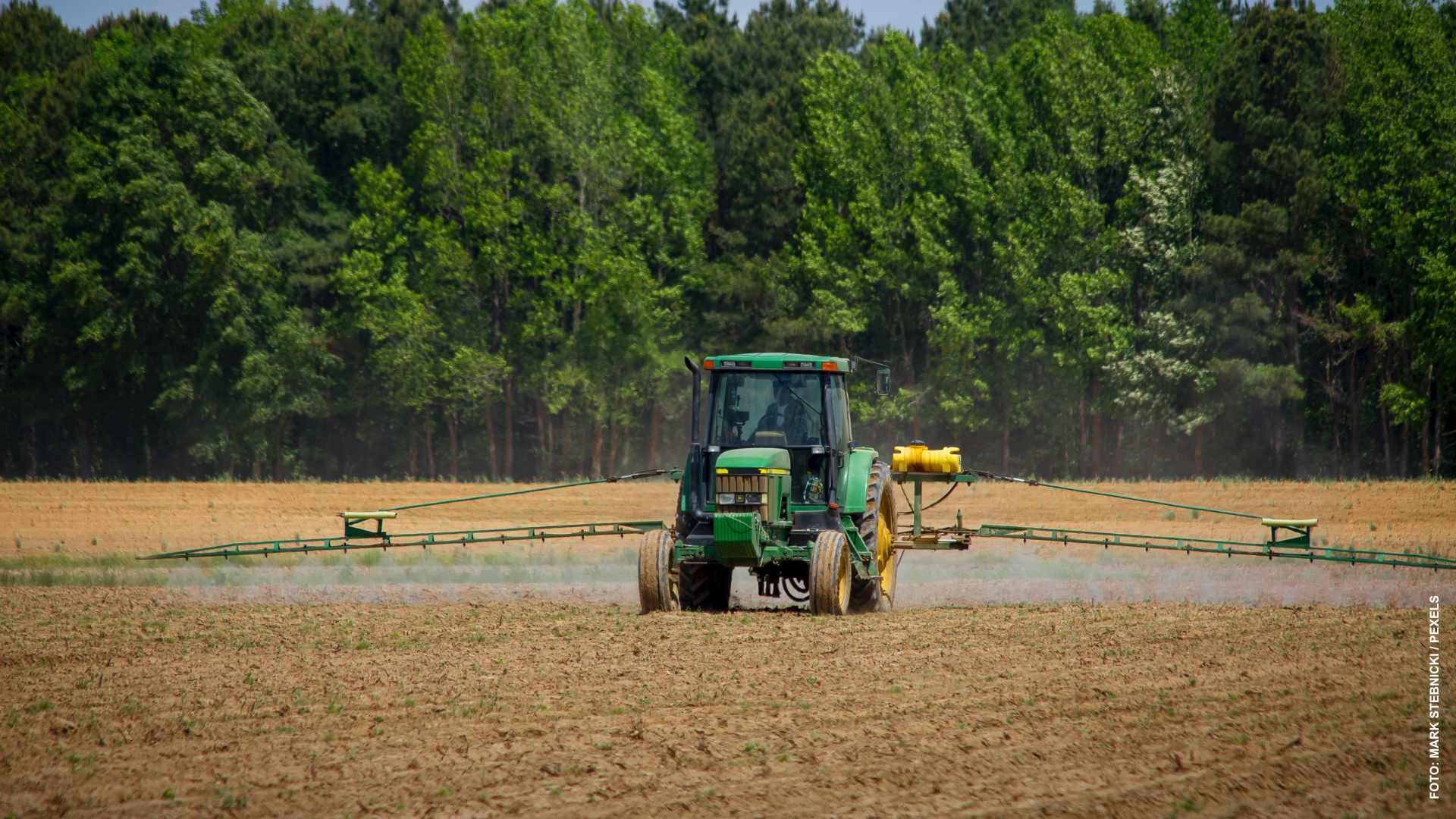 Rechazan aumento de pesticidas sobre alimentos