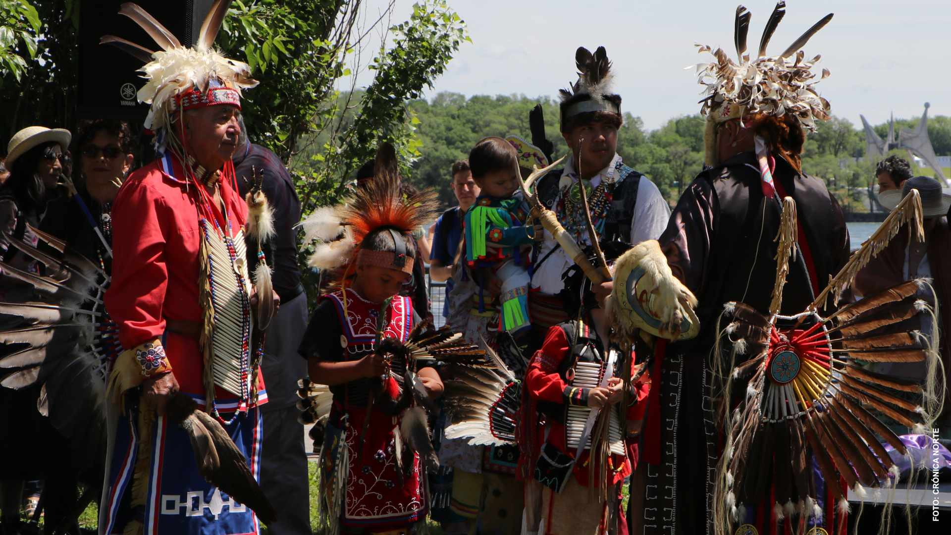 Enviarán al Papa testimonios de indígenas canadienses