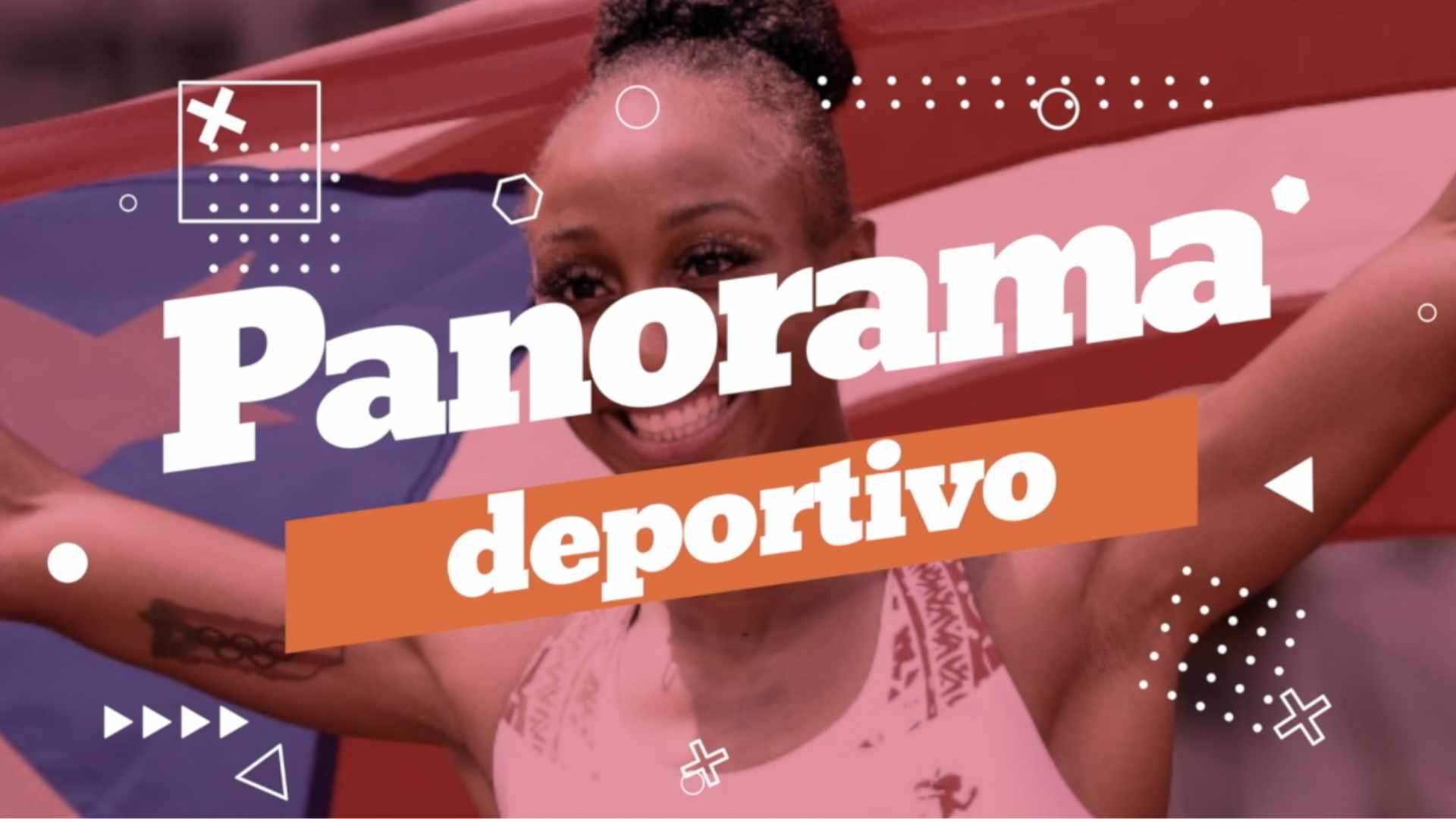 Panorama Deportivo (8 agosto 2021)