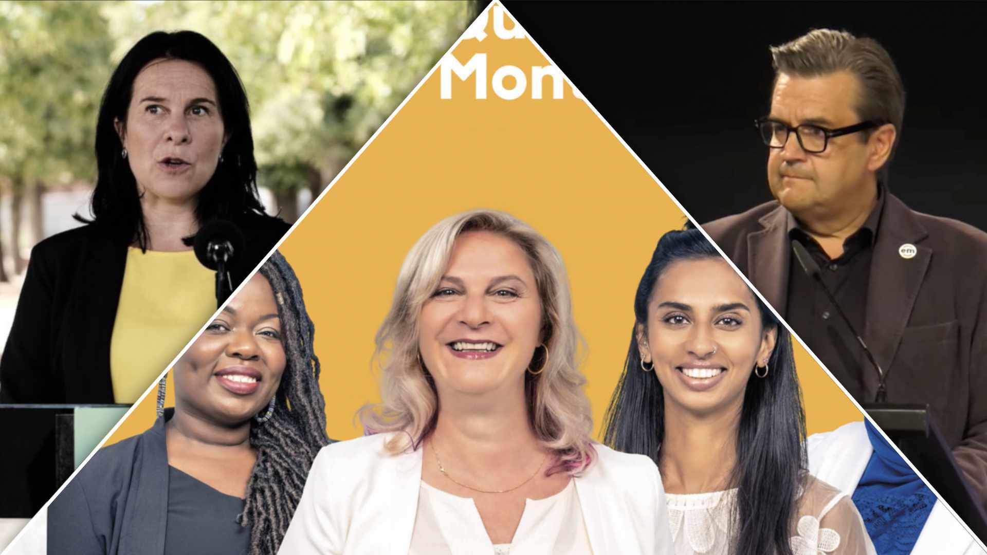 Montreal: Banderazo de salida a elecciones municipales