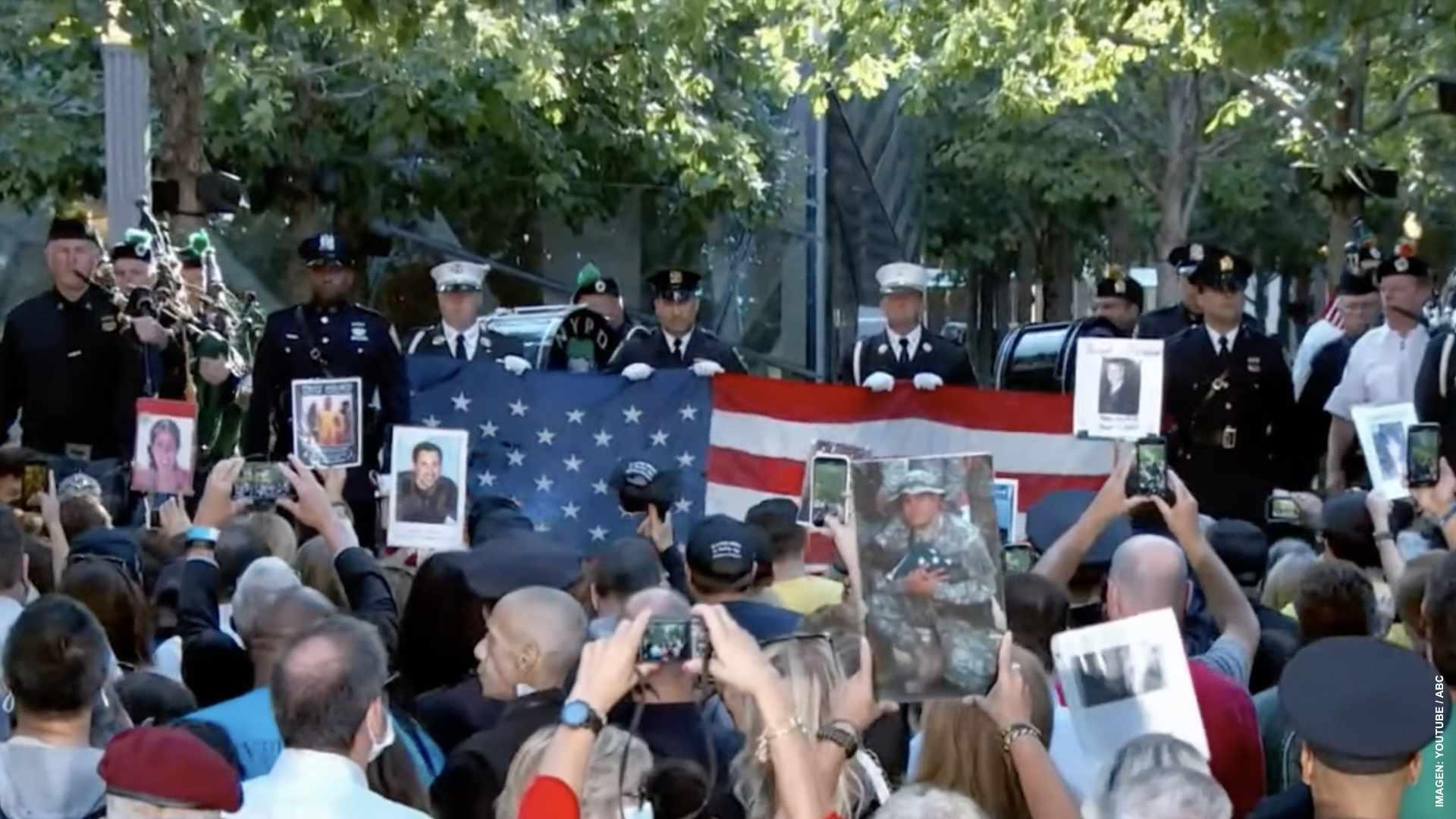 El mundo entero conmemora el 20 aniversario del 11S